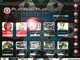 Platinum Play Online Casino Screenshot